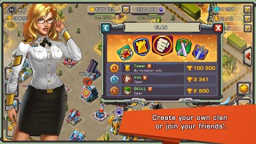 Iron Desert - Fire Storm screenshot 7
