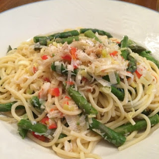 Asparagus With White Sauce And Crab Recipes
