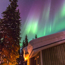 Aurora Borealis by Waldemar Dorhoi - Buildings & Architecture Other Exteriors (  )
