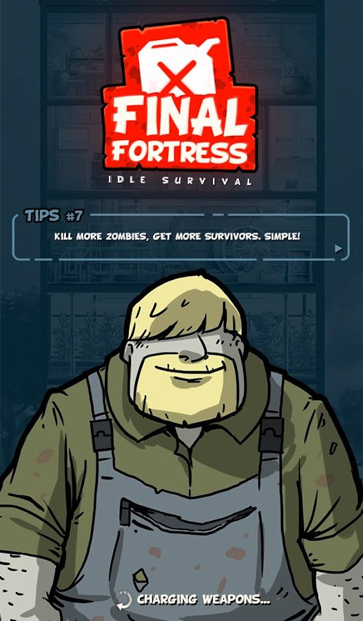 Final Fortress - Idle Survival Screenshot 16