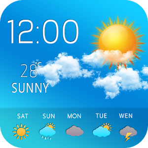 Weather Forecast – Weather Widget & Weather Live