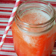 Strawberry Slush Punch
