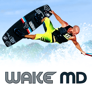 Cover art Wake MD