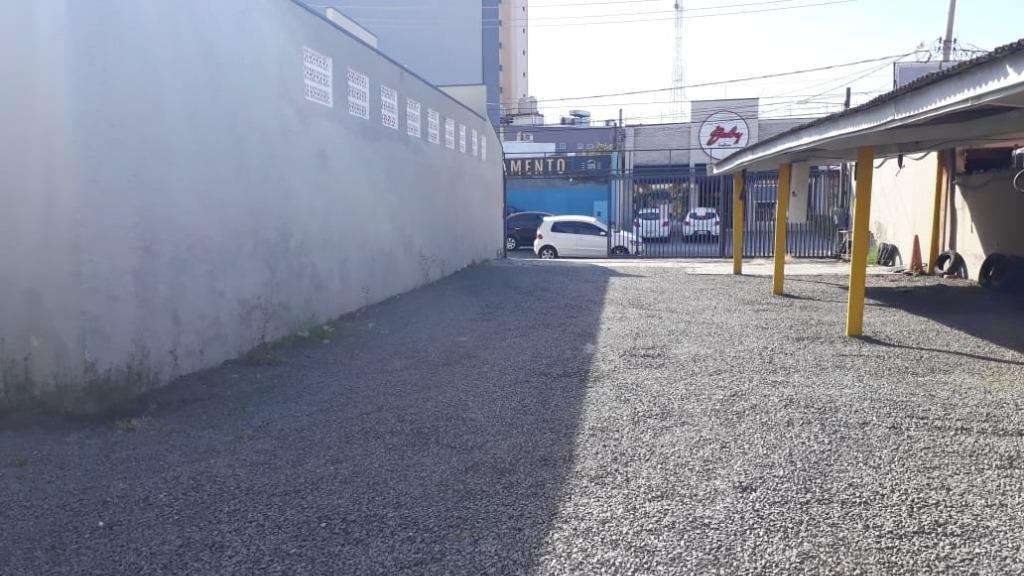 Terreno à venda, 402 m² por R$ 900.000,00 - Jardim Chapadão - Campinas/SP
