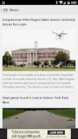 Screenshot of OANow Opelika-Auburn News