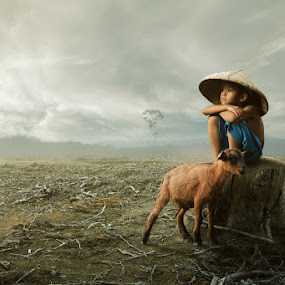 Best Friend by Chegu Diman - Digital Art People ( chegu diman )