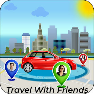 Travel Around Me: Drive & Tracking Maps