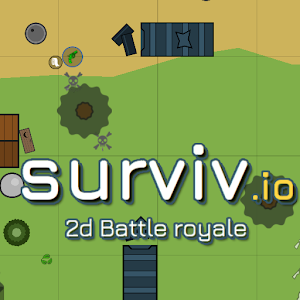 Survivre.io Battle Royale For PC (Windows & MAC)
