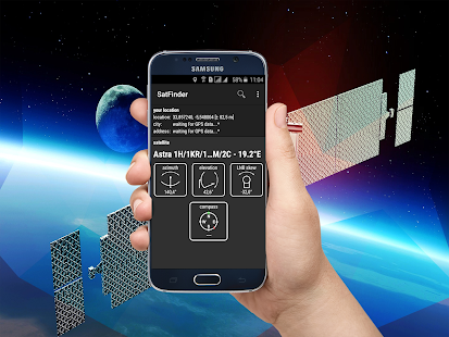 Satellit - Satfinder android apps download