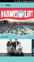 Screenshot of Hangout Festival