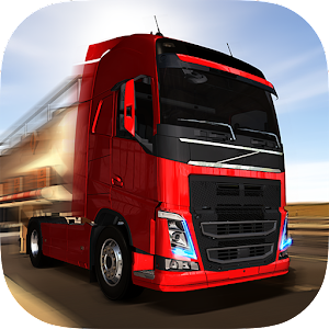 Cover art Euro Truck Driver (Simulator)
