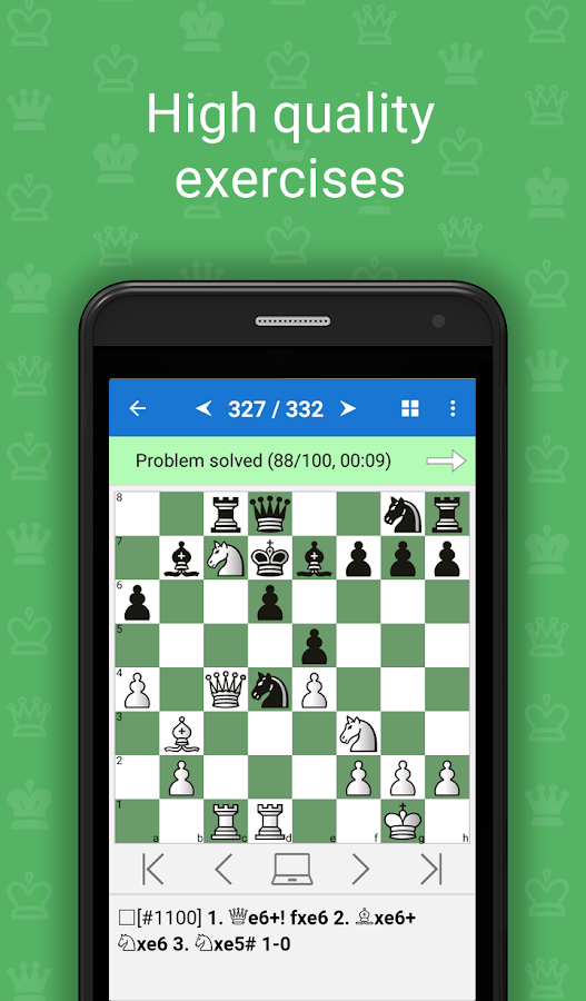 Chess Tactics for Beginners Screenshot 0