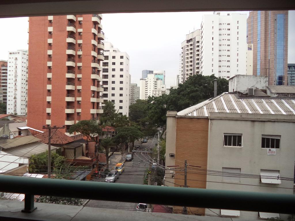 Flat 1 Dorm, Itaim Bibi, São Paulo (FL0450) - Foto 19