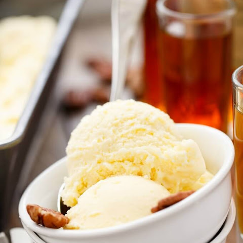 Amaretto Ice Cream