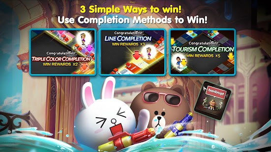 Game LINE Let's Get Rich APK for Windows Phone