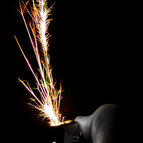 Sparks of color by Eric Bott - Artistic Objects Other Objects ( lighter, spark, flame )