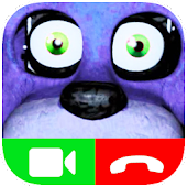 Call from Five Nights - Bonnie APK for Bluestacks