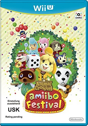 Animal Crossing: amiibo Festival - box art