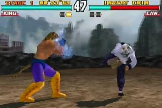 Trick Tekken 3 apk screenshot