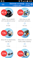 Screenshot of O2 Extra výhody