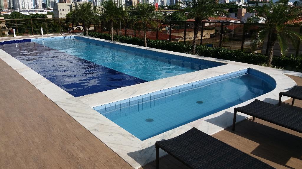 Apartamento residencial à venda, Bairro dos Estados, João Pessoa - AP5950.