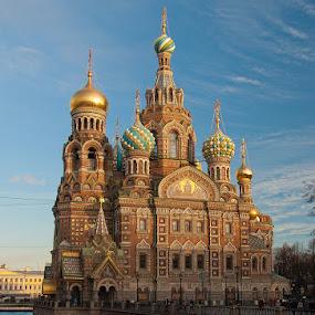 Saint Petersburg by Nikos Pa - Travel Locations Landmarks