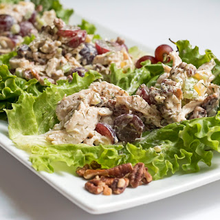Pineapple Pecan Chicken Salad