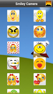 Smiley Camera - screenshot