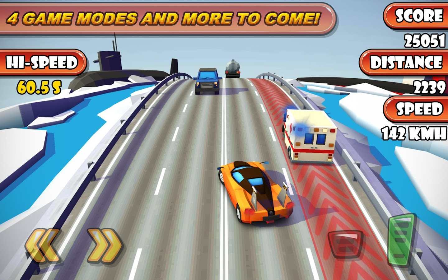 Highway Traffic Racer Planet Screenshot 11