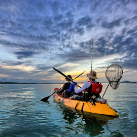 Kayak fishing by Johan Koch - Sports & Fitness Watersports ( kayak.fishing )