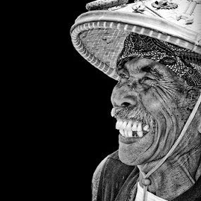 My Smile.... by Irfan Hikmawan - People Portraits of Men