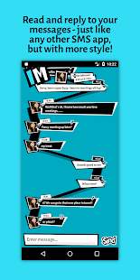 Persona 5 IM App