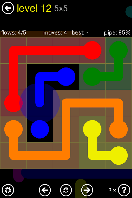 Flow Free screenshots