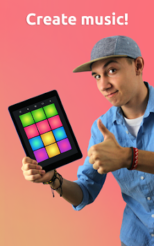 Drum Pad Machine - Make Beats APK screenshot thumbnail 6