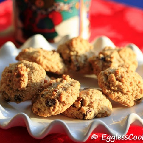 Outrageous Oat Bran Cookies