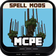 Spell Mods For MCPE