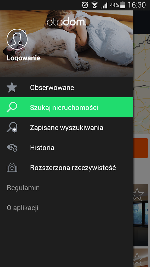 Otodom Screenshot