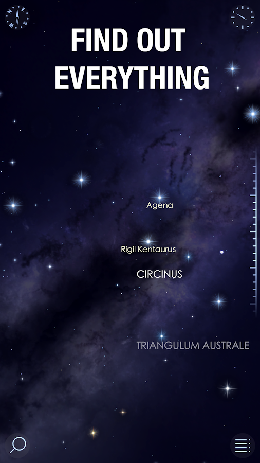 Star Walk 2 - Sky Guide: View Stars Day and Night Screenshot 5