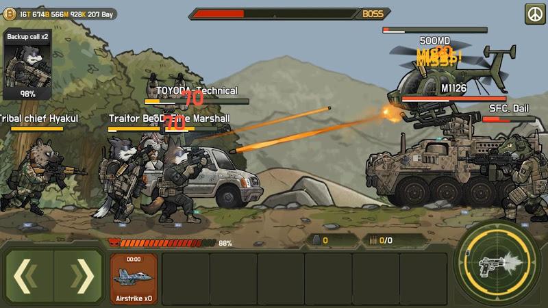 BAD 2 BAD: DELTA Screenshot 10