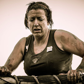 by Guy Henderson - Sports & Fitness Running ( mud running, obstacle course, fitness, running, athlete, ocr )