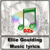 Ellie Goulding Music lyrics APK for Lenovo
