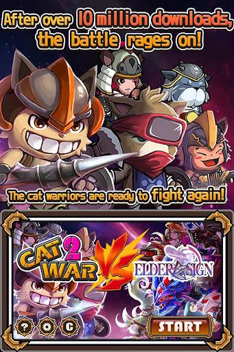 Catwar2vsElderSign - screenshot