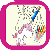 How To Draw Unicorn-Step By Step APK icon