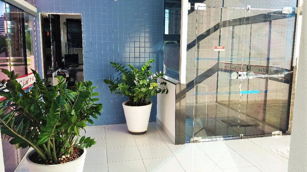 Apartamento residencial à venda, Manaíra, João Pessoa - AP4845.