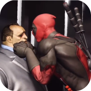 Actionplay For Deadpool