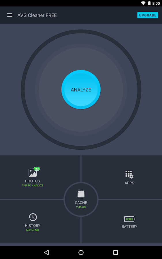 Cleaner & Booster for Android Screenshot 8