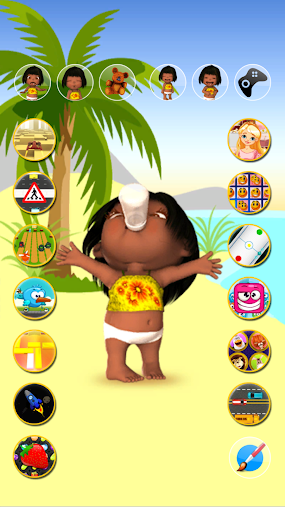 Talking Emily Baby APK