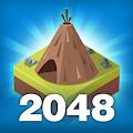 2048 City building game APK for Bluestacks