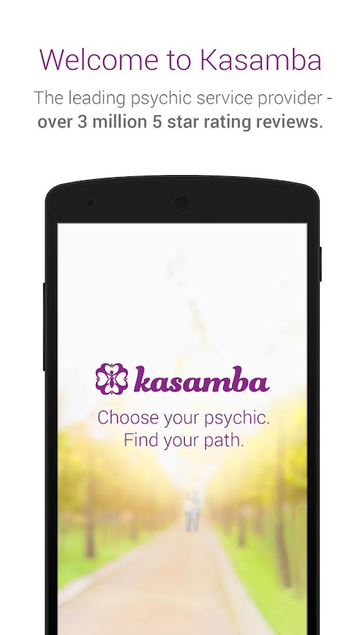 Kasamba Psychic Readings Chat Screenshot 0