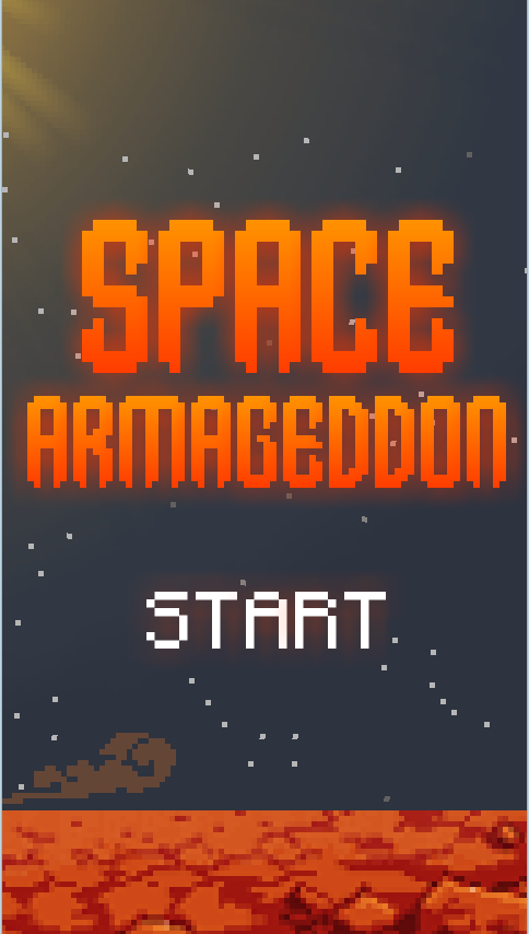 Space Armageddon Screenshot 1